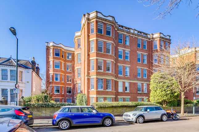 Thumbnail Flat for sale in Elm Bank Mansions, The Terrace, Barnes, London
