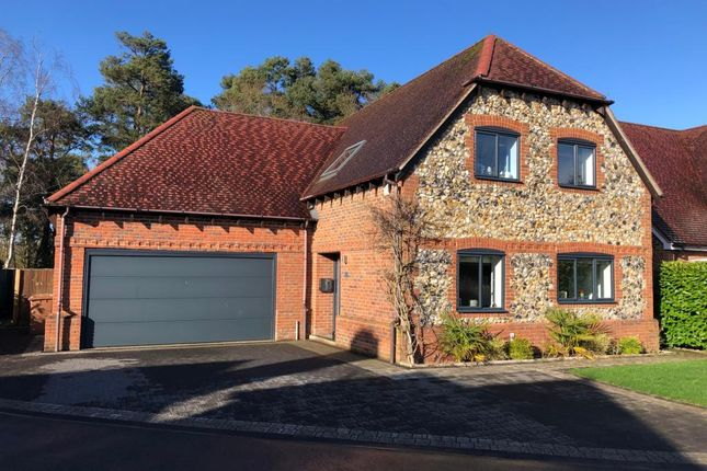 Thumbnail Detached house for sale in Verica Gardens, Pamber Heath