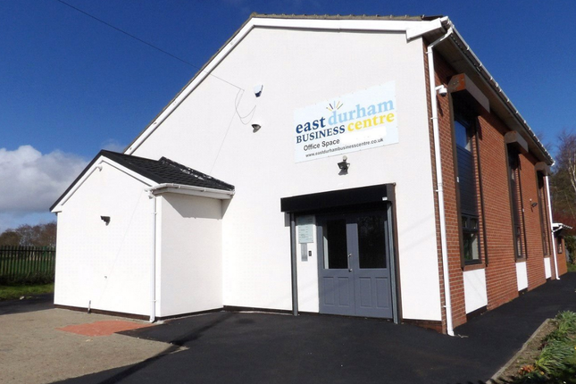 Thumbnail Office to let in East Durham Business Centre, Wingate, Co. Durham
