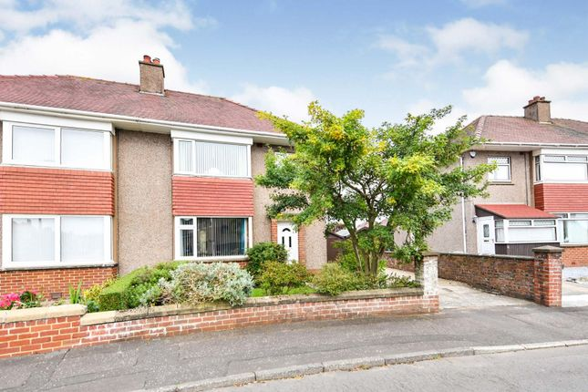 Thumbnail Semi-detached house for sale in Norman Crescent, Irvine