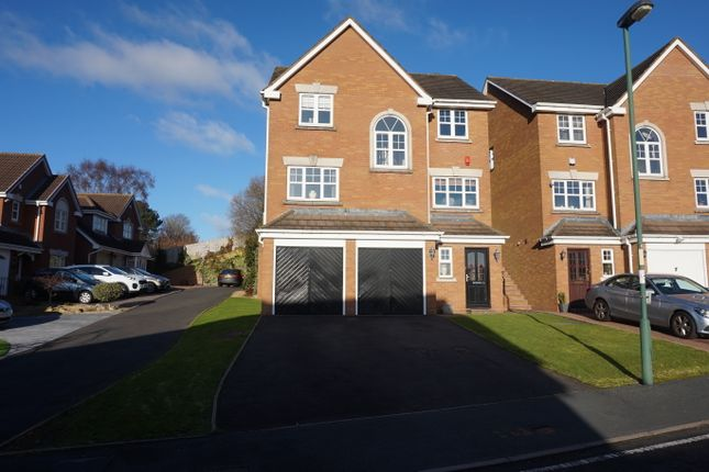 Thumbnail Detached house for sale in Hollyoak Road, Streetly, Sutton Coldfield