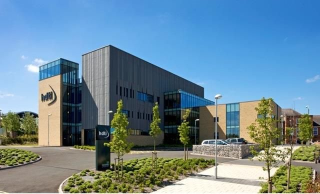Thumbnail Office to let in Hdti, Coventry University Technology Park, Puma Way, Coventry