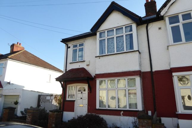 Thumbnail End terrace house for sale in Stanley Road, Tooting Borders