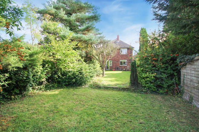 Thumbnail Detached house for sale in Thornton Close, Girton, Cambridge