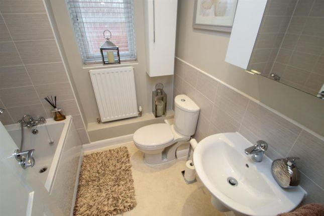 Family Bathroom of Ostler Drive, Weston Coyney, Stoke-On-Trent ST3
