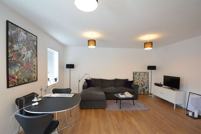 Thumbnail Flat to rent in Central Court, North Street, Peterborough