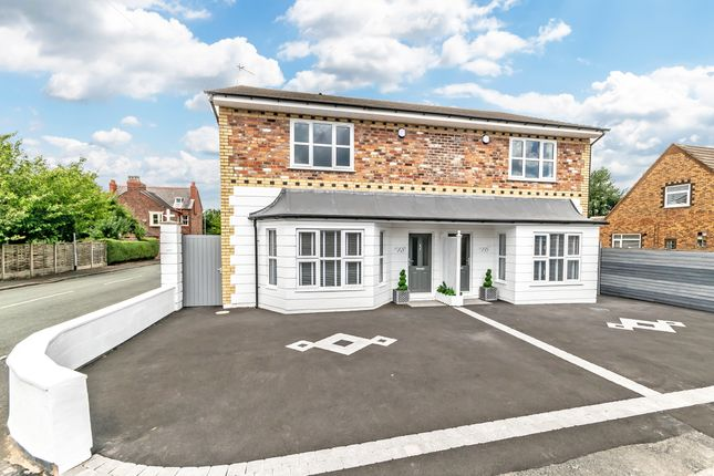Thumbnail Semi-detached house for sale in Raymond Avenue, Stockton Heath, Warrington