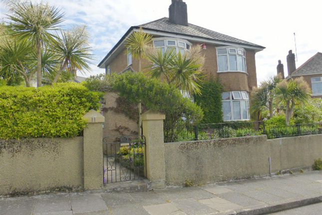 Thumbnail Detached house for sale in Revel Road, Higher Compton, Plymouth