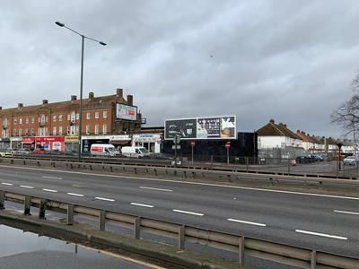 Thumbnail Commercial property for sale in Land Adjoining 322, Hook Rise North, Surbiton, Surrey