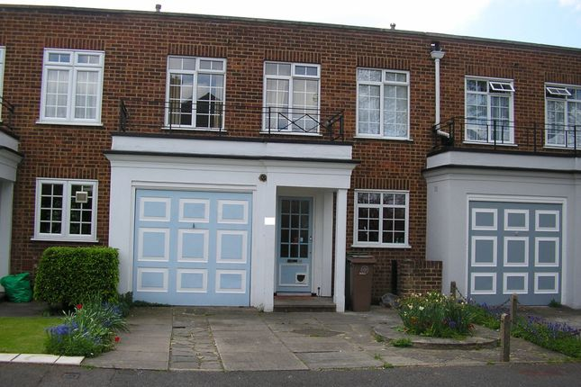 Terraced house to rent in Peaches Close, Cheam