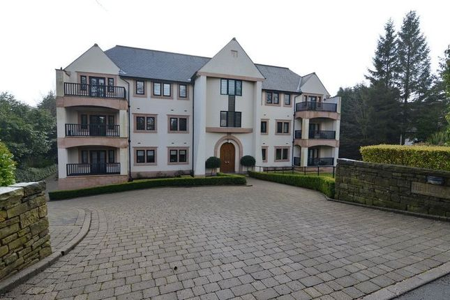 Thumbnail Flat for sale in The Hollows, Ringley Road, Whitefield, Manchester