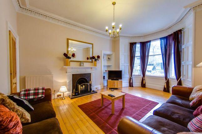 Thumbnail Flat to rent in Roseneath Place, Edinburgh