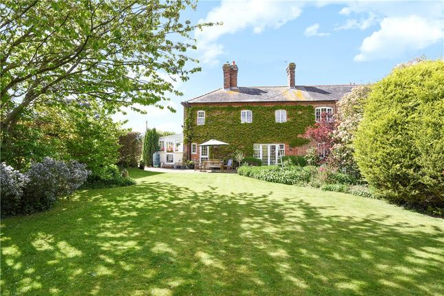 Thumbnail Equestrian property for sale in Moortown Drive, Canford Magna, Wimborne, Dorset