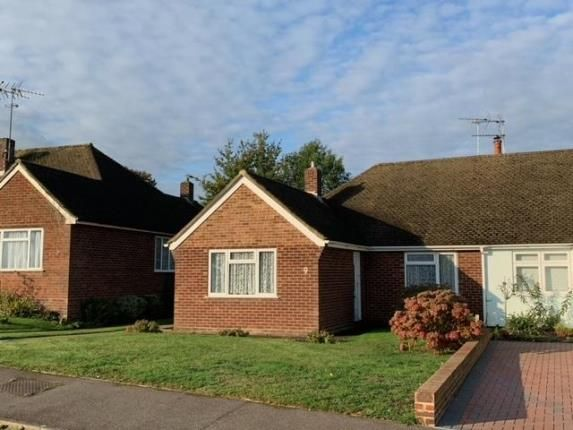 Thumbnail Bungalow for sale in Chilton Drive, Higham, Rochester, Kent