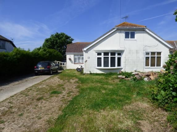 Thumbnail Bungalow for sale in Coronation Road, Hayling Island