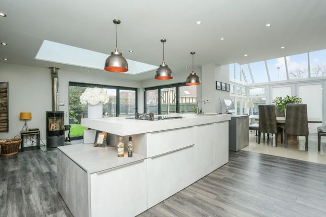 Thumbnail Detached house for sale in Redwing Close, Hawkinge, Folkestone