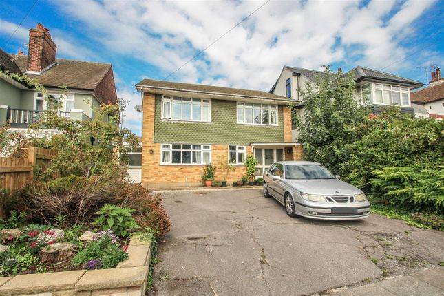 Thumbnail Detached house for sale in Crowstone Avenue, Westcliff-On-Sea