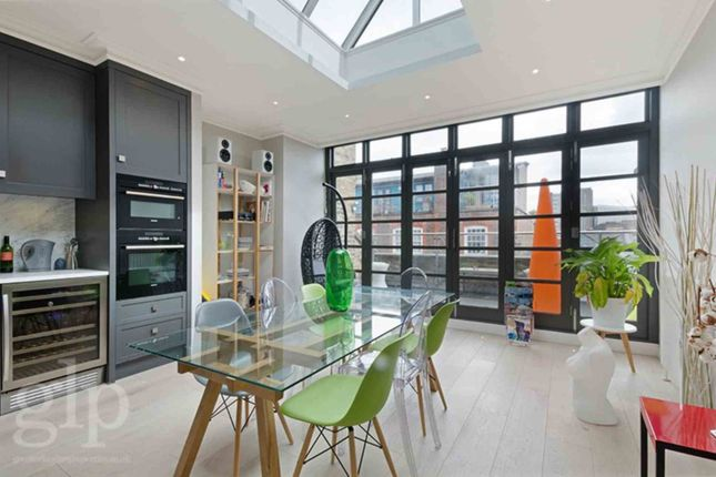 Thumbnail Penthouse to rent in Neal Street, London