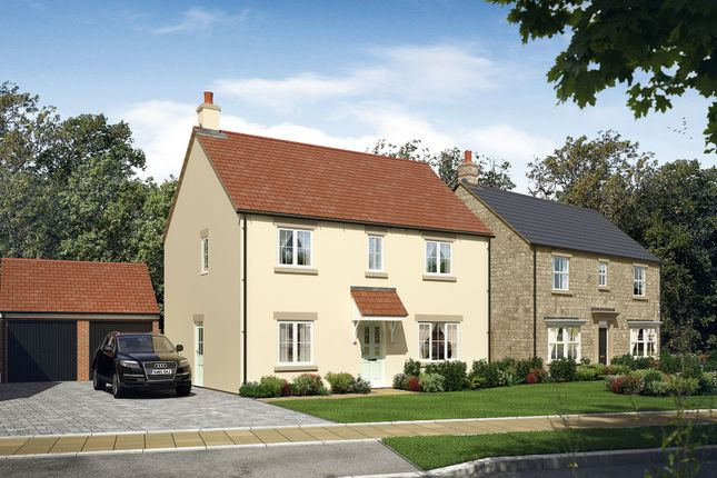 "Thumbnail Detached house for sale in ""The Glade"" at Perth Road, Bicester"