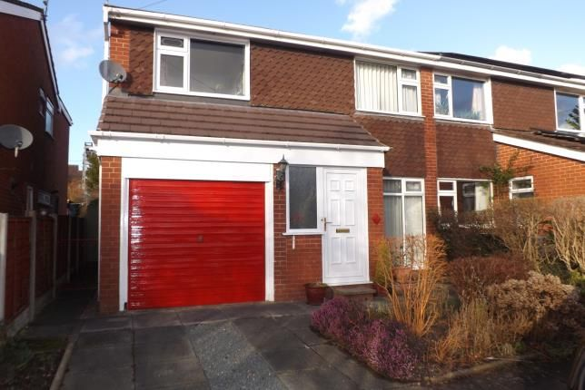 Thumbnail Semi-detached house for sale in Talke Road, Alsager, Stoke-On-Trent, Cheshire