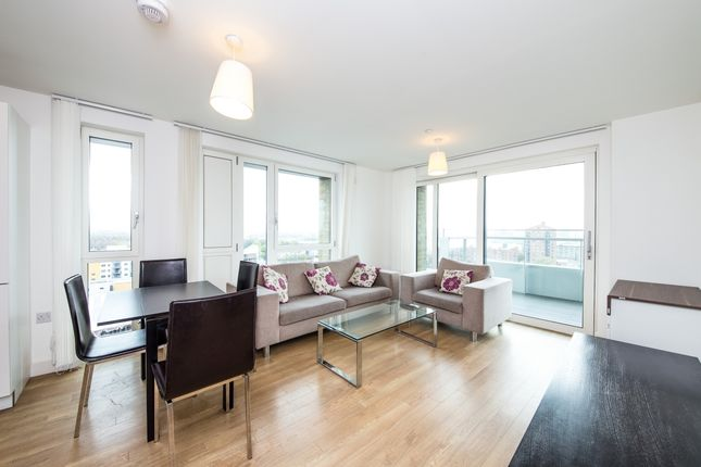 Thumbnail Flat to rent in Marner Point, No 1 The Plaza, Bow