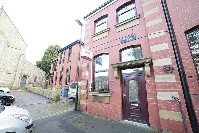 Thumbnail Flat to rent in St Pauls House, Church Street, Royton