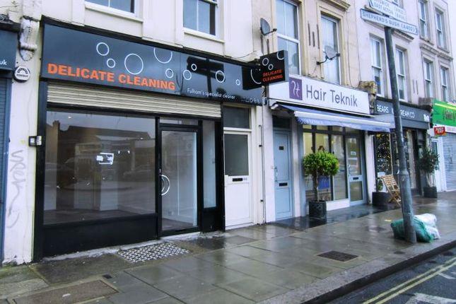 Thumbnail Retail premises to let in Shop Ground & Bsmt, 248, Goldhawk Road, Shepherds Bush
