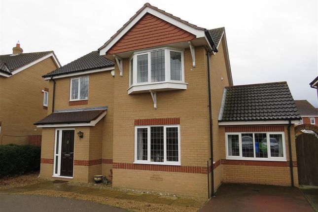 Thumbnail Detached house for sale in Howard Way, Aylsham, Norwich