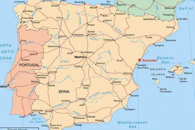 Costa De Azahar Spain Map.3 Bed Property For Sale In Alcossebre Costa Del Azahar Spain Bn43