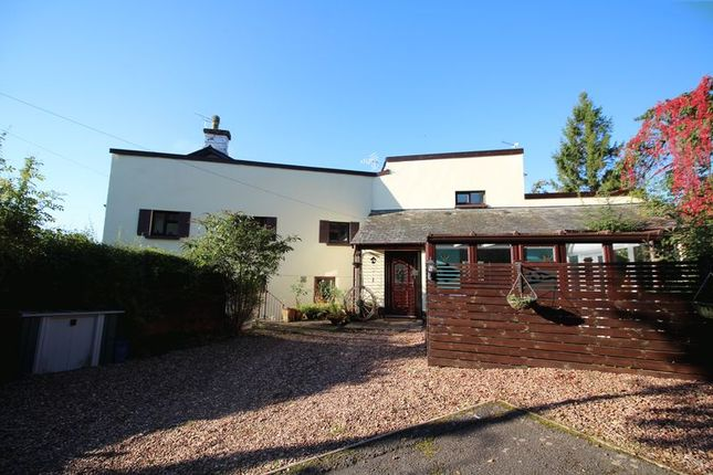 Thumbnail Detached house for sale in Old Tiverton Road, Crediton