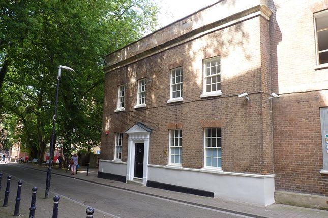 Thumbnail Flat to rent in Berkeley Street, Gloucester
