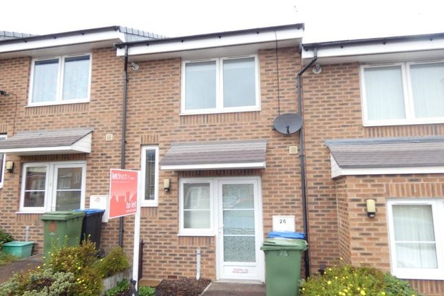Thumbnail Terraced house to rent in Eloise Close, Seaham