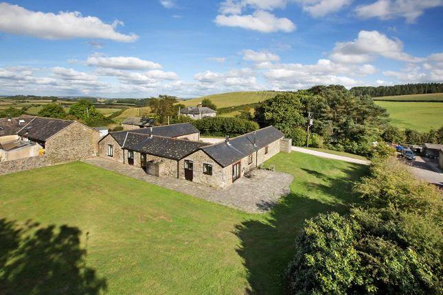 Thumbnail Barn conversion for sale in Ashburton, Newton Abbot