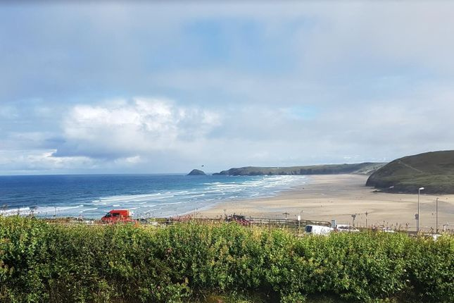 Thumbnail Flat for sale in Tregundy Court, Perranporth