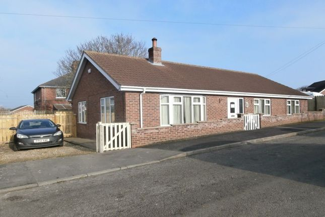 Thumbnail Bungalow for sale in Carlton Drive, Aldbrough, Hull