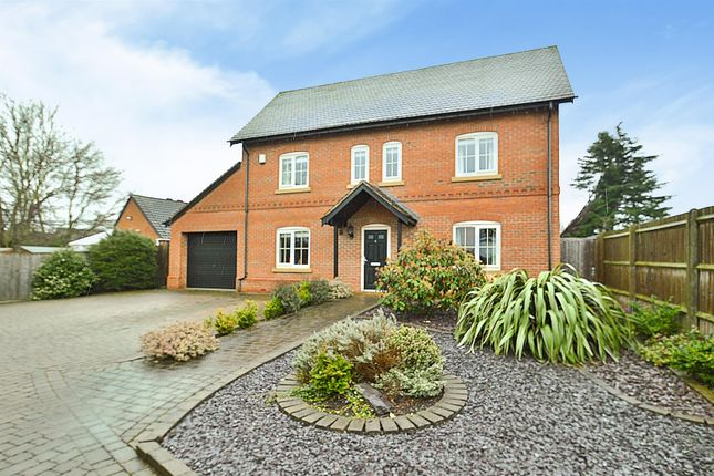 Thumbnail Detached house for sale in Astill Pine Close, Breaston, Derby