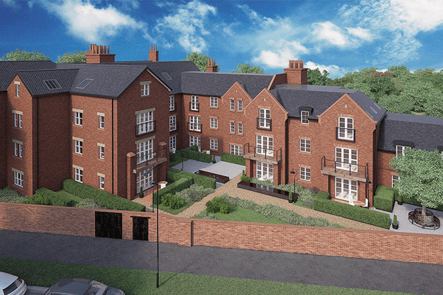 Thumbnail Flat for sale in Plot 6, Kenilworth Place, Audley Binswood Avenue, Leamington Spa