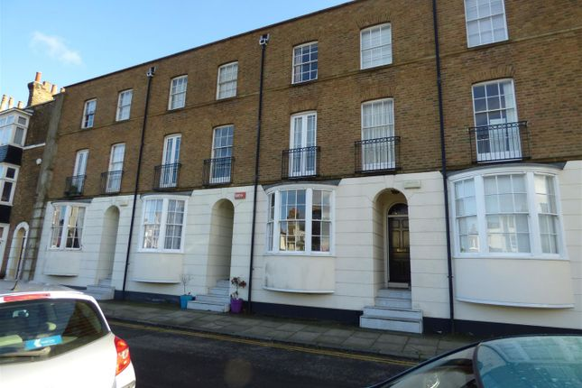 Thumbnail Terraced house to rent in Spencer Square, Ramsgate