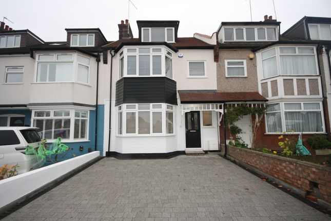 Thumbnail Terraced house to rent in Albert Road, London