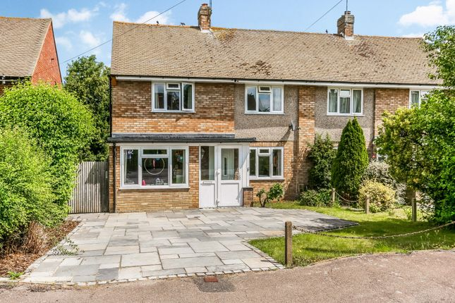 3 bed semi-detached house to rent in Strathcona Avenue, Bookham, Leatherhead KT23