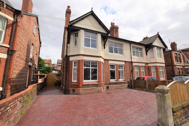 Thumbnail Semi-detached house for sale in Borough Road, Tranmere