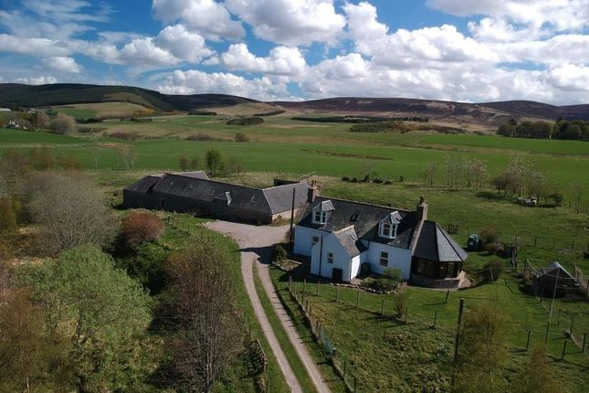 Thumbnail Detached house for sale in Glenrinnes, Keith