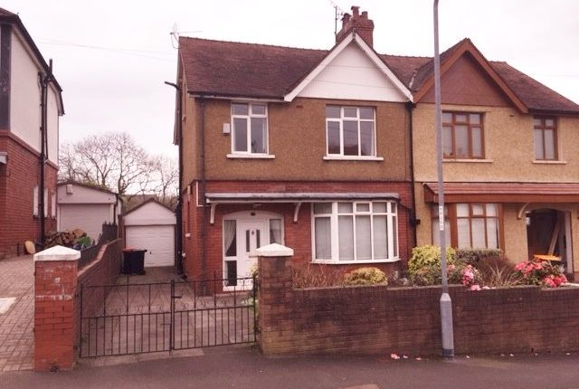 Thumbnail Semi-detached house to rent in Allt-Yr-Yn Road, Newport