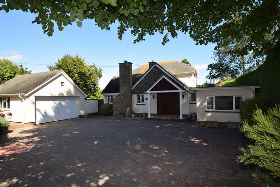 Thumbnail Detached house for sale in Salcombe Hill Road, Sidmouth