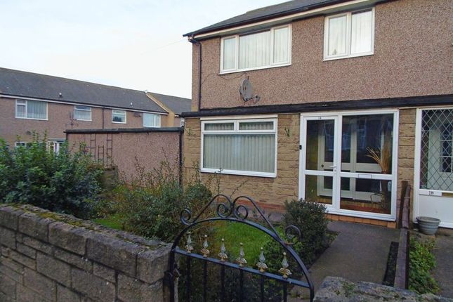 Thumbnail Semi-detached house for sale in Eastgarth Avenue, Amble, Morpeth
