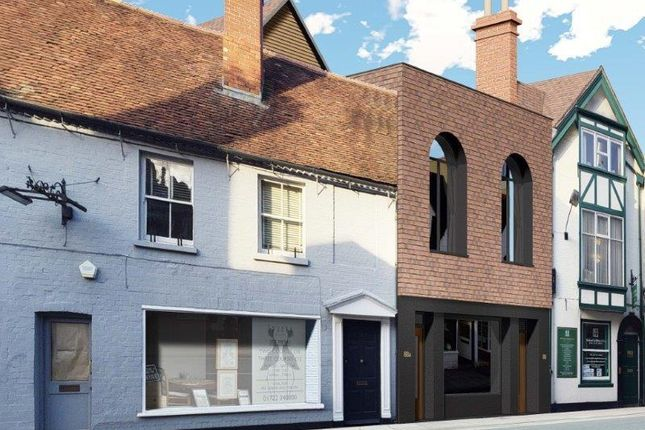 Thumbnail Flat for sale in 88 Crane Street, Salisbury, Wilts