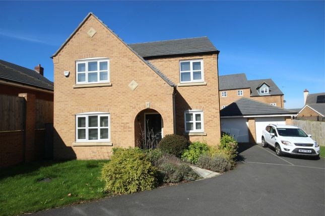 4 bed detached house for sale in Beamish Close, St. Helens