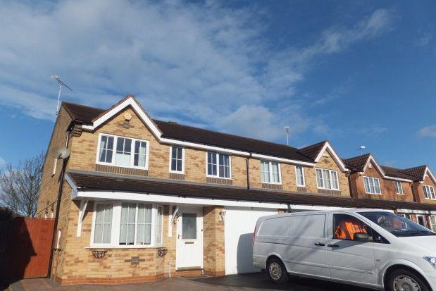 Thumbnail Property to rent in Marshbrook Road, Erdington