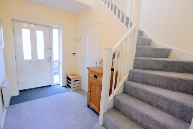 Thumbnail Detached house for sale in Cauldon Drive, Stone