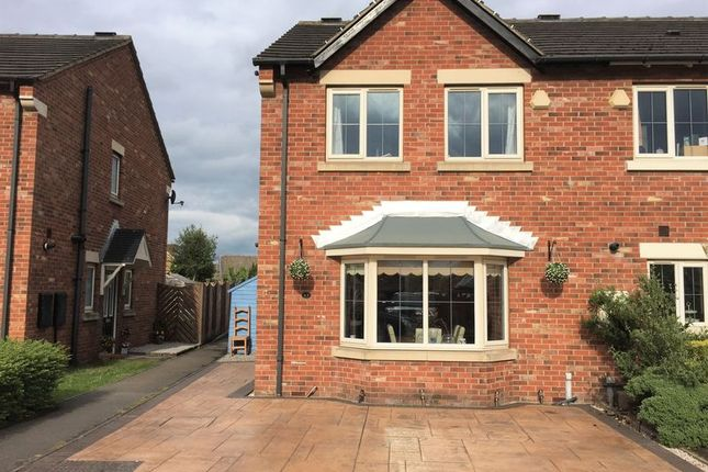 Thumbnail Property to rent in Plumpton Park, Shafton, Barnsley